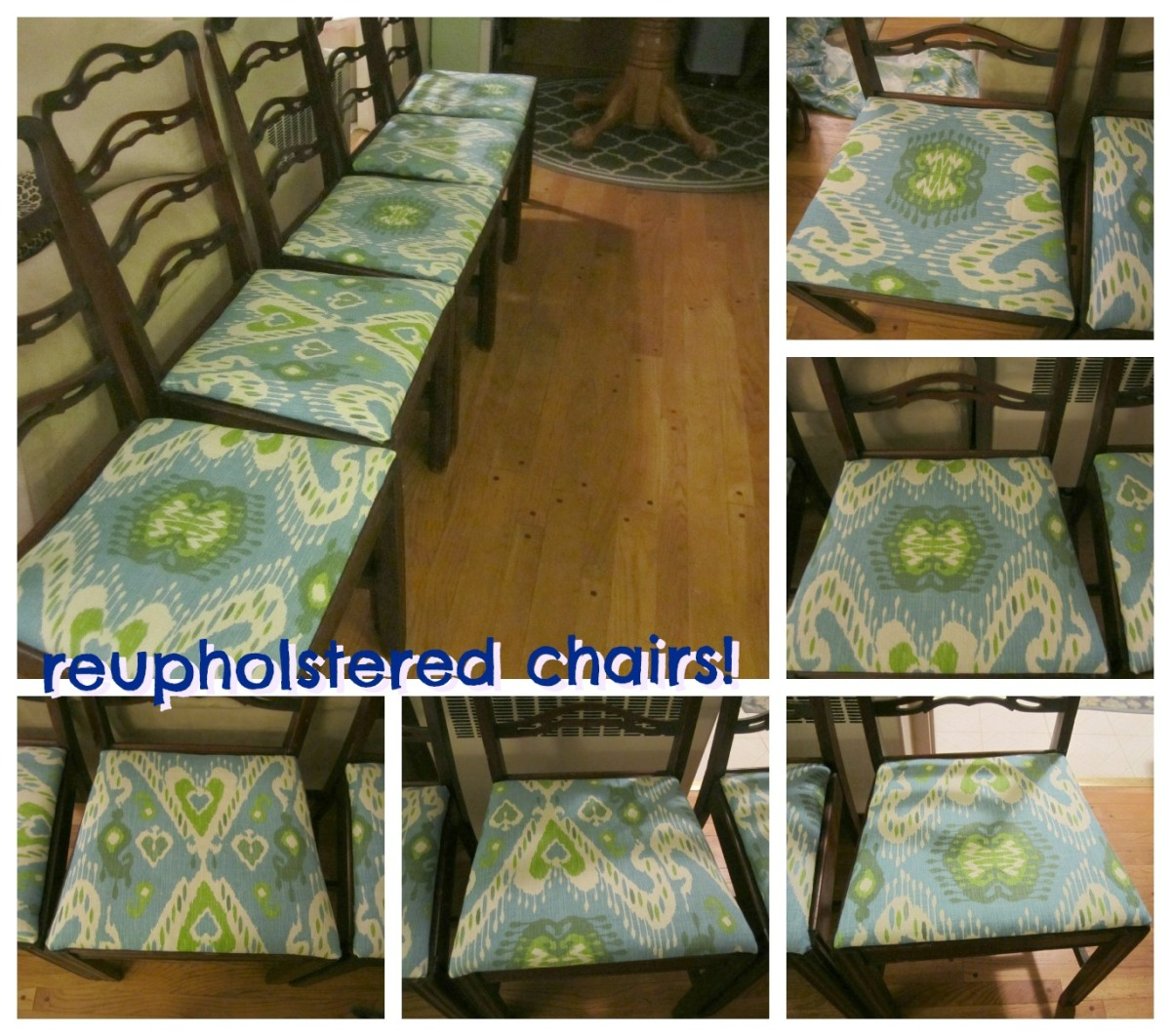Reupholstering Dining Room Chairs: Reupholstering Dining Room Chairs